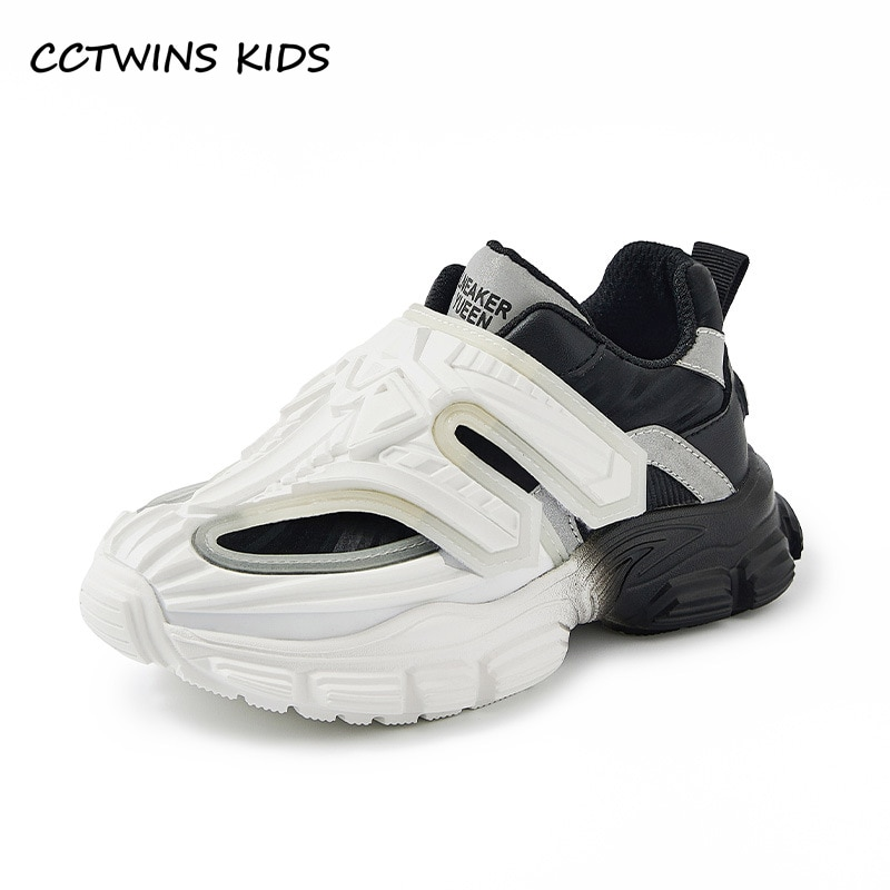 الفتيان أحذية رياضية 2021 الخريف الاطفال الرياضة احذية الجري طفل الفتيات الموضة توهج ضوء تنفس سميكة وحيد الأطفال تنس منصة