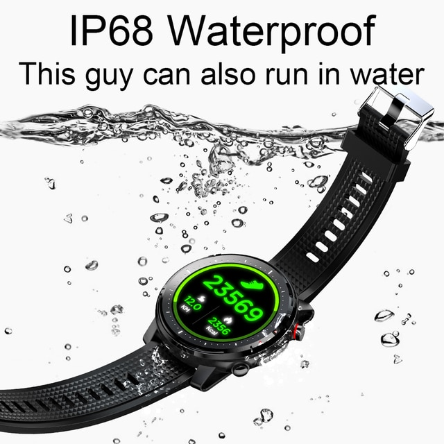 Smart Watch Men IP68 Waterproof Sports Smartwatch Women Android Reloj Inteligente 2021 Smart Watch For Android Huawei IOS Iphone 6