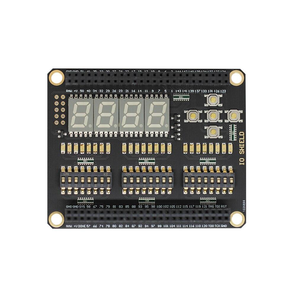وحدة تمديد Mojo FPGA IO Shield, وحدة تمديد Mojo IO Shield