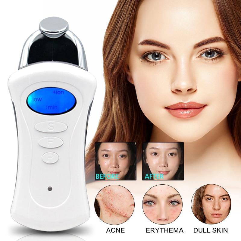 Youmay الكهربائية الوجه مدلك أداة التجميل الجمال مايكرو الحالي مدلك سبا يده الشخصية الوجه الجلد رفع الوجه أداة