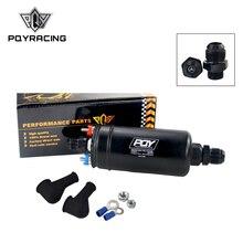 Pqy-efi 380LH 1000HP   Pompe à carburant externe de qualité supérieure et Compatible avec E85, nouveau style 044