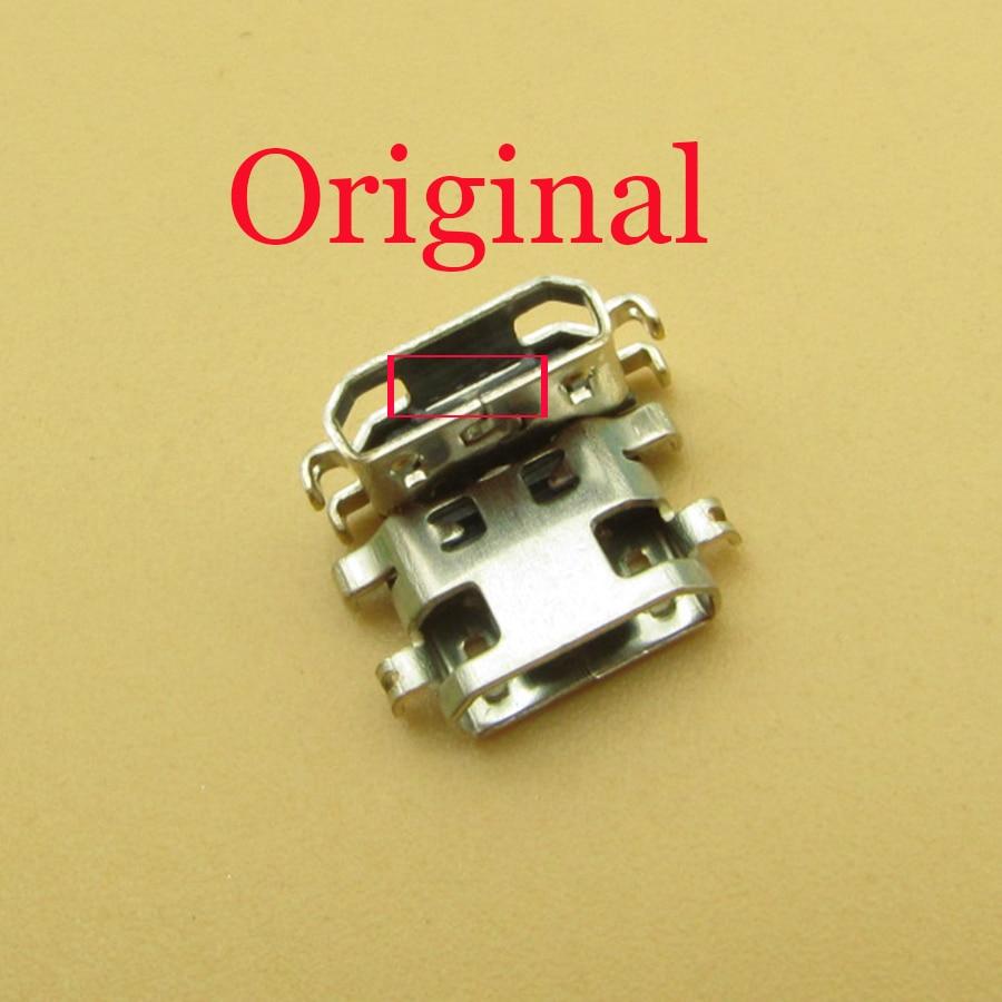 500 قطعة مايكرو USB عكس الثقيلة لوحة 1.2 ميناء الشحن موصل لينوفو A708t S890/ل الكاتيل 7040N لهواوي G7 G7-TL00