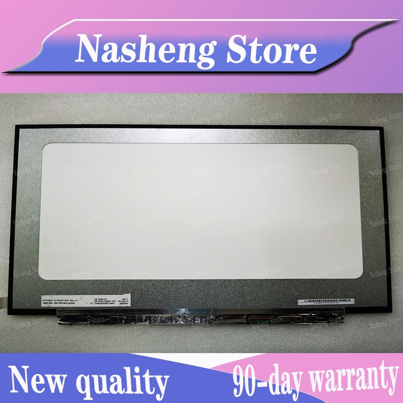 17.3 بوصة 72% NTSC 144Hz FHD LCD شاشة عرض مصفوفة ماتي N173HCE-G33 B173HAN04.4 B173HAN04.0 1920x1080 40 دبابيس
