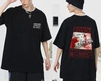 cactus jack t shirts look mom i can fly travis scott t shirt men women hip hop street tees tops harajuku red logo print tshirt