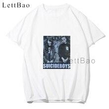 SUICIDEBOYS HIP HOP T-Shirt $ UICIDEBOY $ hommes T-Shirt Hip-Hop Rap chemise hommes T-Shirt classique Cool Streetwear T-Shirt surdimensionné