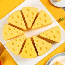 3D Silikon Kuchen Form Käse Geformt Backen Dessert Mould Pastry Werkzeuge Backformen Sets Seife Formen