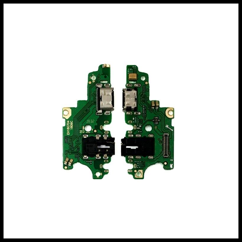 10/pcs de alta calidad para huawei nova 3 reemplazo cargador Puerto Dock Connector board plug Micro Flex Cable