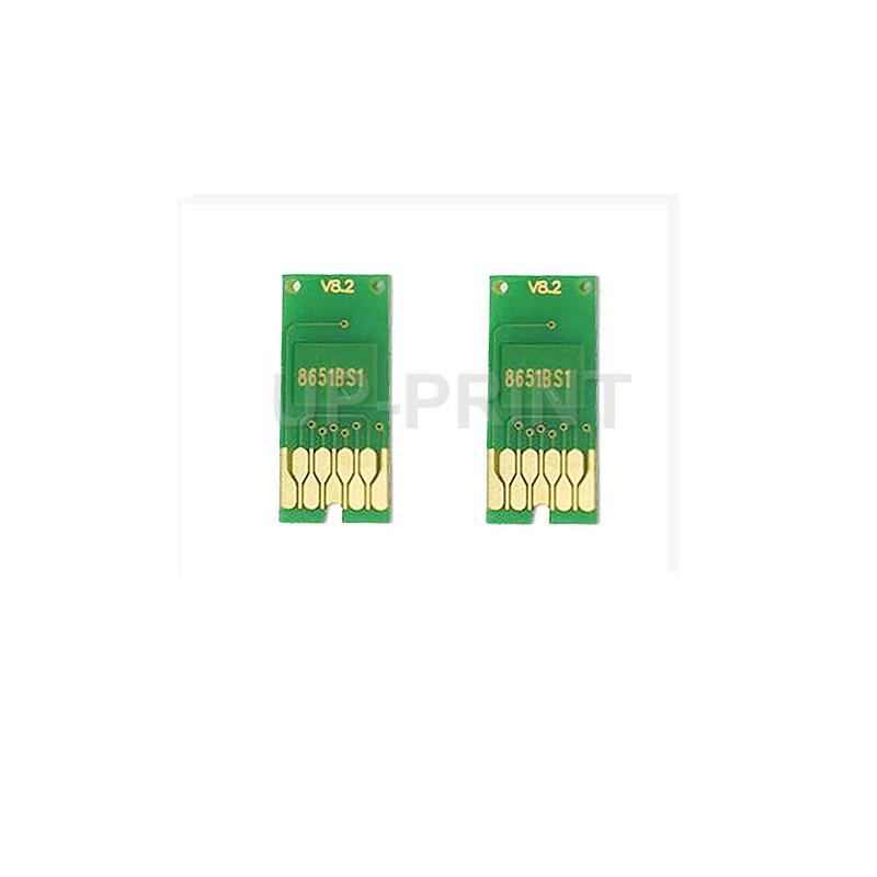 10 Uds T8651 8651XL una vez chip compatible para EPSON Pro WF-M5191 wf-M5190 wf-M5690 impresora chips