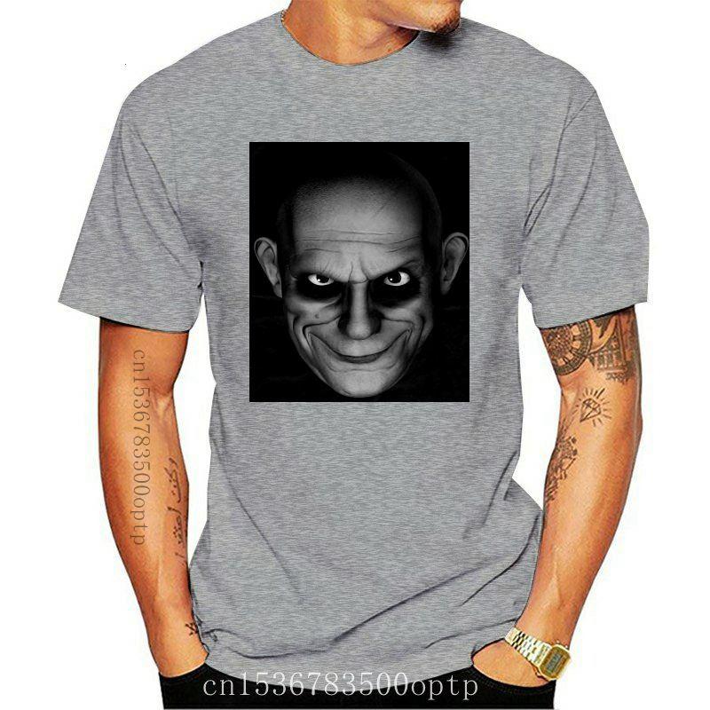 New T-Shirt Onkel fester Birne von Familie Addams von gomez, morticia, Mittwoch,