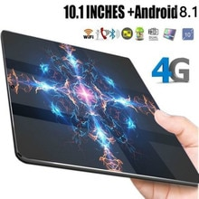 Surprise!! 10 Inch Tablet PC 10 Core 4G Phone Tablet Android 8.1 RAM 6G+128GB GPS Ultra Bluetooth wi