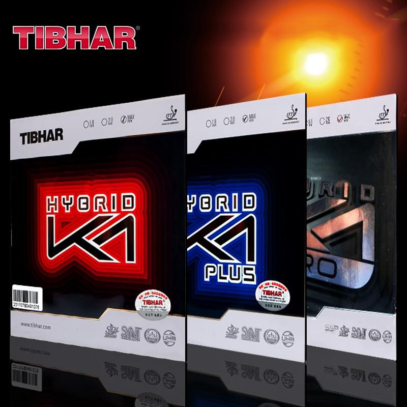 الأصلي TIBHAR الهجين K1 / K1 زائد/K2/K1 برو لزجة مسبقا البثور الهجومية في تنس طاولة المطاط بينغ بونغ الإسفنج