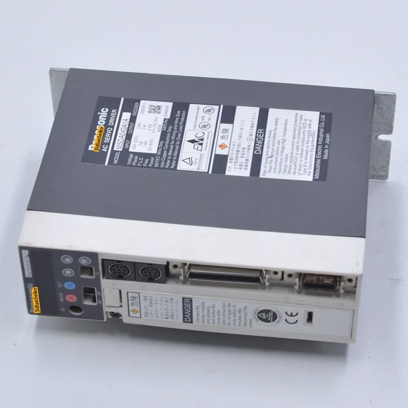 Japan MSDA043A1A 400W servo drive disassembly enlarge