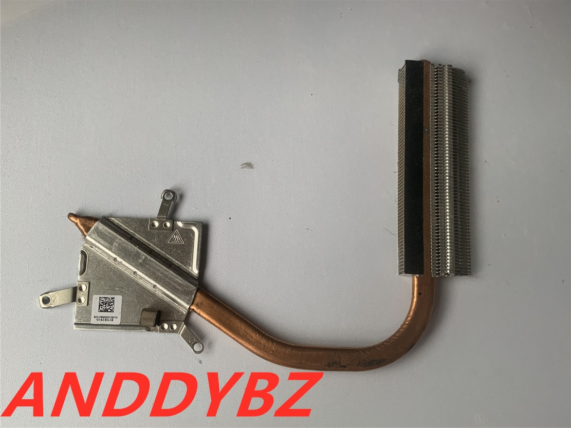 SOLFBZQ0018 الأصلي لشركة أيسر أسباير V3-472P وحدة المعالجة المركزية بالوعة الحرارة اختبارها بالكامل