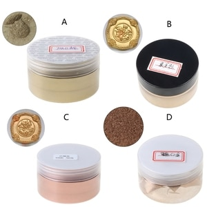 Metallic Powder Resin Pigment Jewelescent Metal Tones Mica Pearl Powder Pigment Epoxy Resin Colorant Dye Jewelry Making