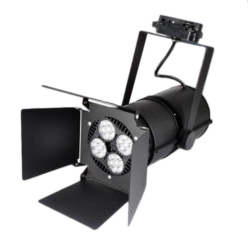 Foco de iluminación de carril LED de 35W 1 Uds.