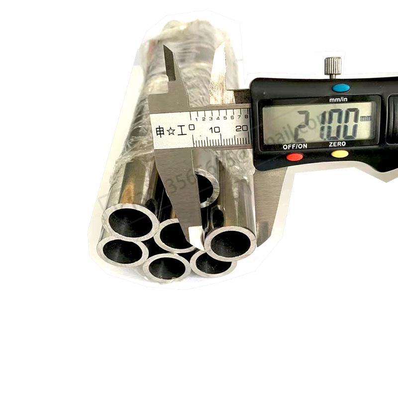 أنبوب معدني من الفولاذ المقاوم للصدأ ، قطر خارجي 304 ، OD21mm ، ID19mm ، 13 مللي متر ، أنبوب إبرة دقيق ، موصل 400 مللي متر