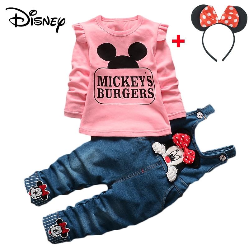 Рождественские наряды Disney для девочек футболка с длинным рукавом и рисунком из