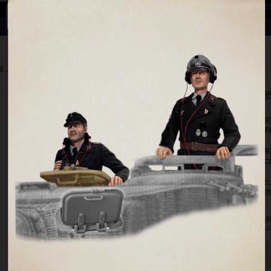 GK نموذج مصغر 1/16, ذو طابع عسكري ، طقم مفكك وغير مطلي