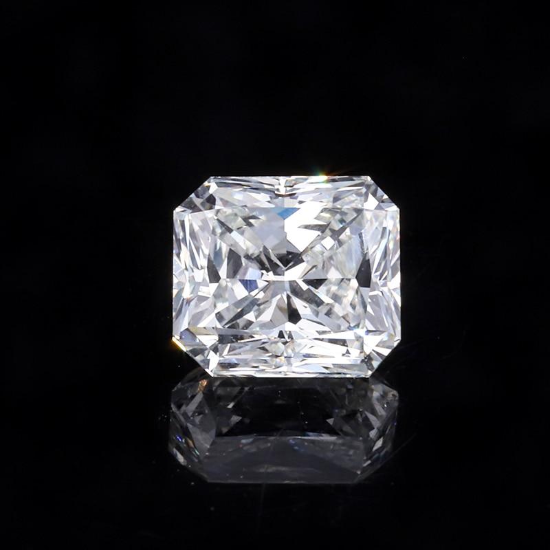 0.5ct-1ct Radiant Cut EF Color VS Clarity Loose CVD/HPHT Lab Grown Diamond