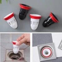 Noyau de Drain de sol de toilette  deodorant  Anti-odeur  Anti-parasites  en Silicone  pour salle de bain  nouveaute