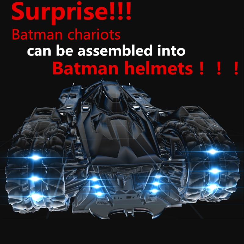 59005 7111 7188 DHL 1989 و بهلوان Batmobile Batwing نموذج اللبنات الطوب لعب الأطفال هدية الكريسماس 76139 76023