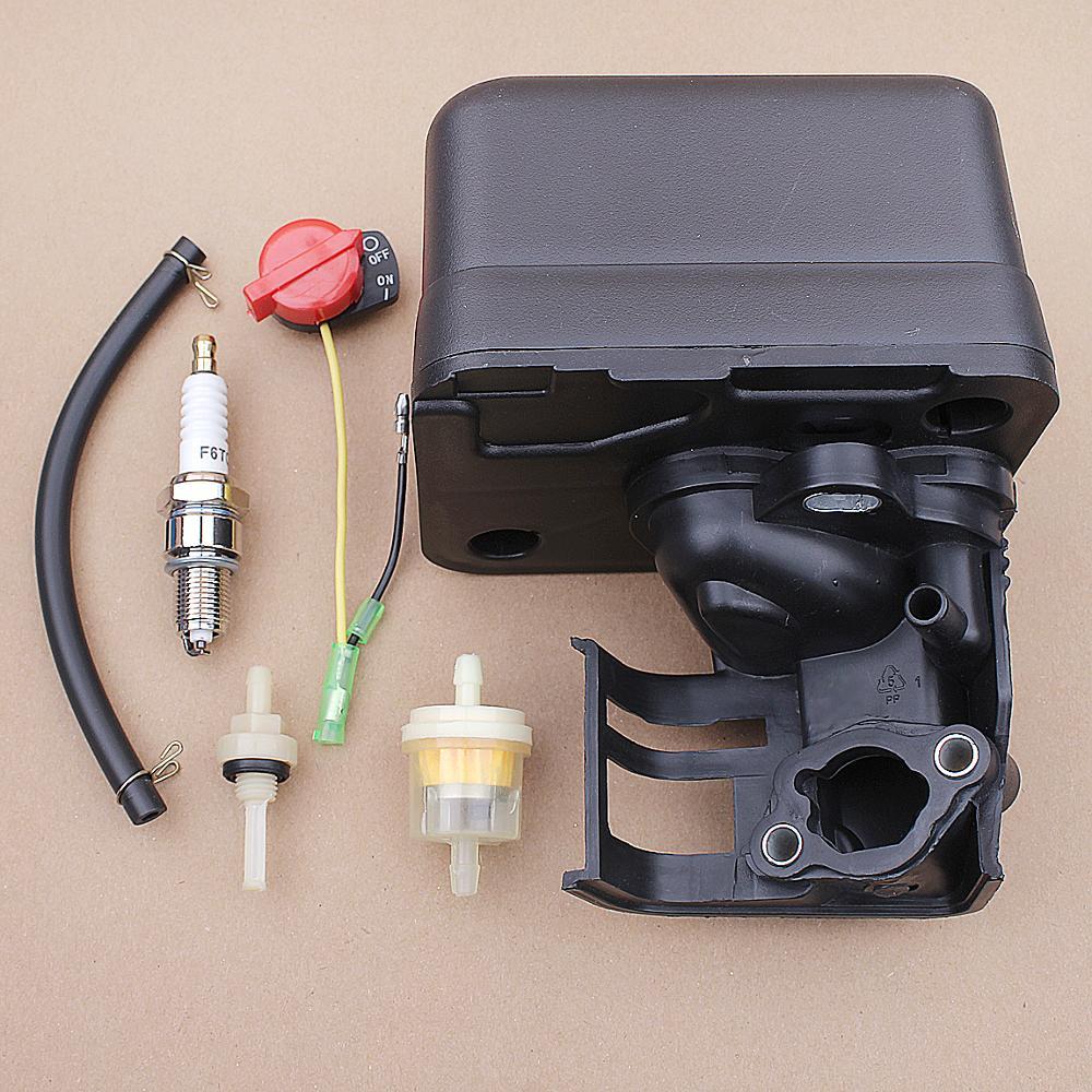 Air Filter Cleaner Housing Cover Assembly Tool for Honda GX160 GX140 GX200 168F 196cc 163cc 5.5HP 6.5HP Engine Motor Lawn Mower