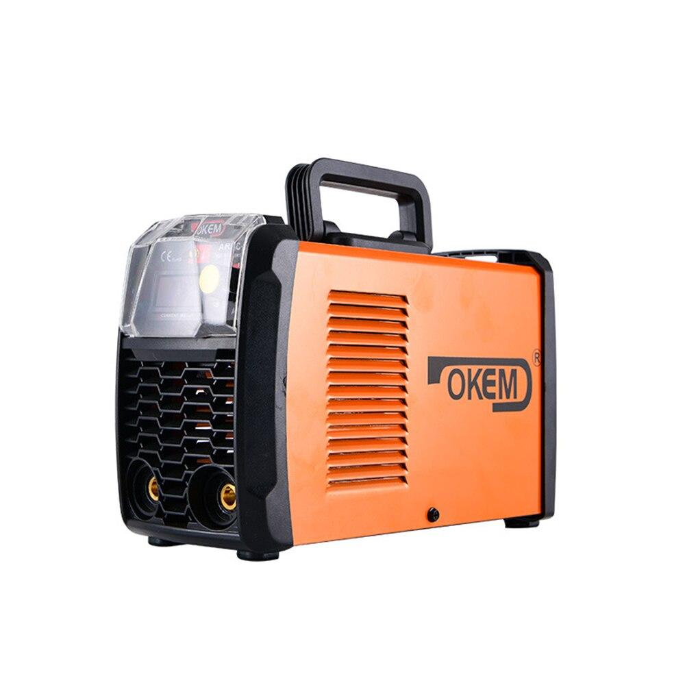 آلة لحام بالقوس IGBT ، درجة صناعية ، محمولة ، لحام منزلي ، عاكس DC صغير ، آلة لحام ARC200