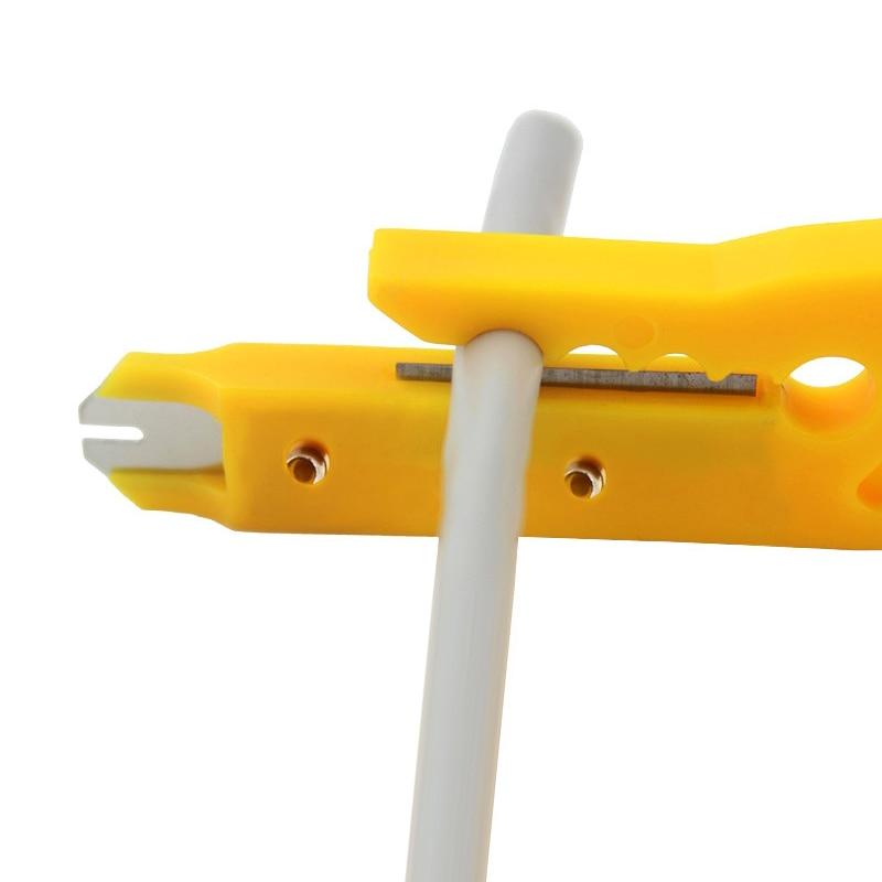 Pelado de cables para el hogar y herramienta de prensado multifuncional... alicates...