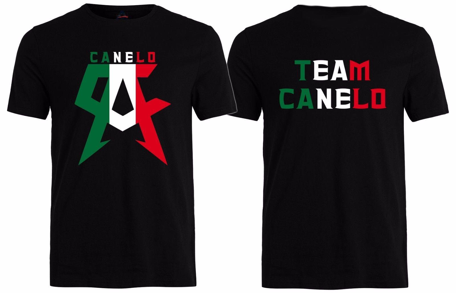 Camiseta Unisex del equipo Canelo bandera de México inspirado en el campeonato...