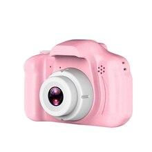 Niños cámara Digital HD foto Video Multi-función Cámara juguetes educativos soporte multi-idiomas tarjeta de memoria KQS8