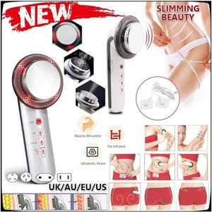 Lifting Body Slimming Massager EMS Ultrasound Ultrasonic Burner Lipo Galvanic Fat Lose Machine Weight Infrared Cavit C9P9