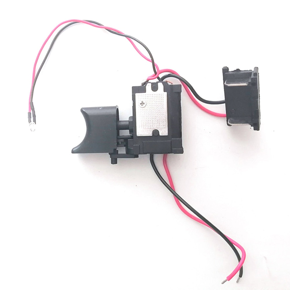 DC 21V-25V 16A Trigger Switch For Electric Drill Dustproof Electronic Speed Control Push Button Controller Accs Part