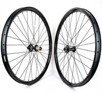 29er mountain bikes carbon wheels 35mm width 28mm depth tubeless mtb amdh carbon wheelset with novatec 791792 boost hubs
