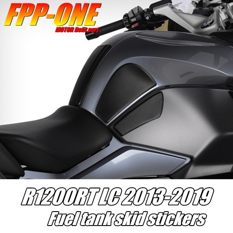 Для BMW R1200RT LC 2013-2019 мотоциклетные запчасти Топливный бак защита нескользящая резиновая наклейка Наклейка