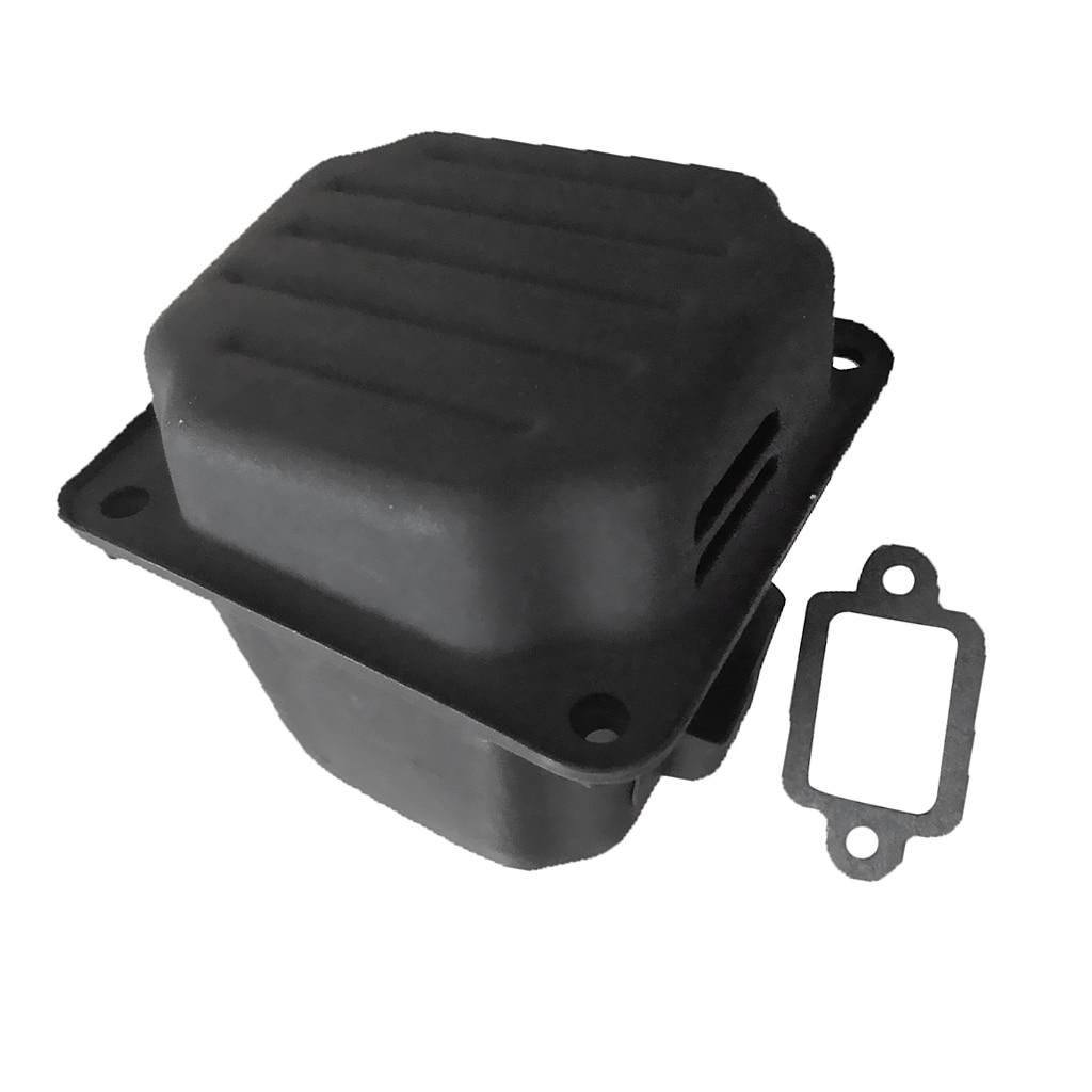 kelkong gas fuel tank rear handle fit for stihl 038 038av 038 magnum ms380 1119 350 0852 carburetor chainsaw Chainsaw Muffler Exhaust Fits for STIHL 038 380 MS380 MS381 038AV Mower Parts