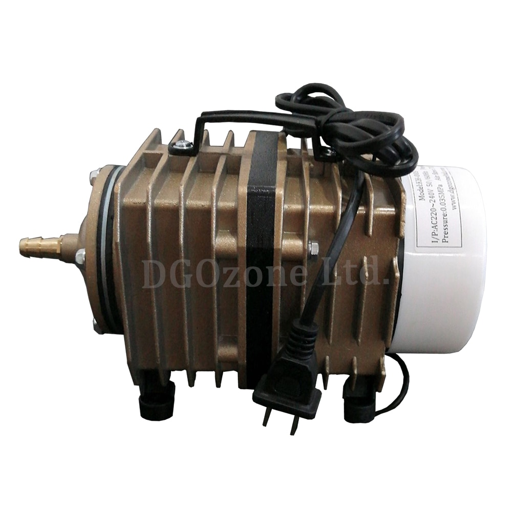 Bomba de aire de 50L, sistema hidropónico, compresor de aire electromagnético KH-003 DGOzone