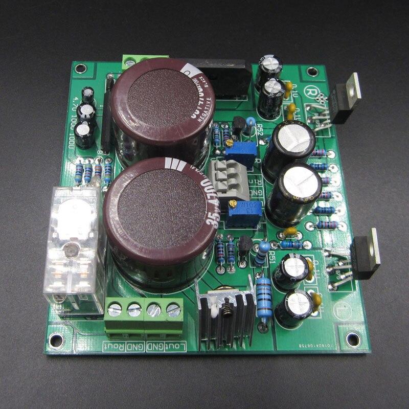2*25W HIFI LM1875T doble 2,0 canales placa amplificadora estéreo módulo amplificador de audio 47LAB Architecture