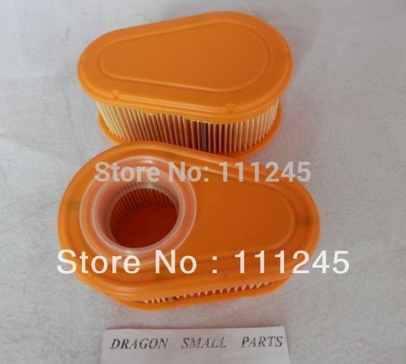 DOV700 filtro de aire 792038, 790388 para Briggs & stratton 090602, 100602, 1008, 1016 DOV 750/C 161cc 6.5HP cortacésped limpiador envío gratis