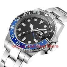 Ocysa Top marque de luxe mécanique automatique hommes montre or Relogio Masculino Reloj céramique lunette Sport hommes montres montre-bracelet