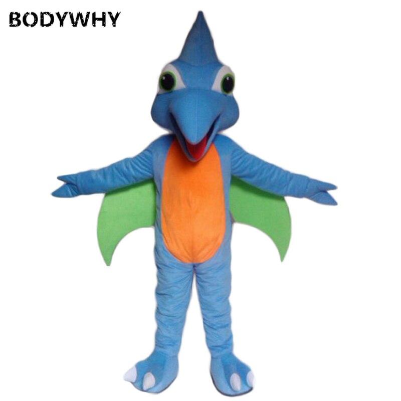 Azul woodpecker mascote traje cosplay ternos peludos jogo de festa fursuit vestido dos desenhos animados roupas carnaval dia das bruxas natal páscoa anúncio