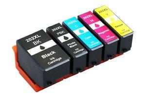 INKWAY Replacement 202XL T202XL E202XL ink cartridge For Epson Expression Premium XP-6100 XP-6105 XP-6005 xp-6000 xp-6001etc.