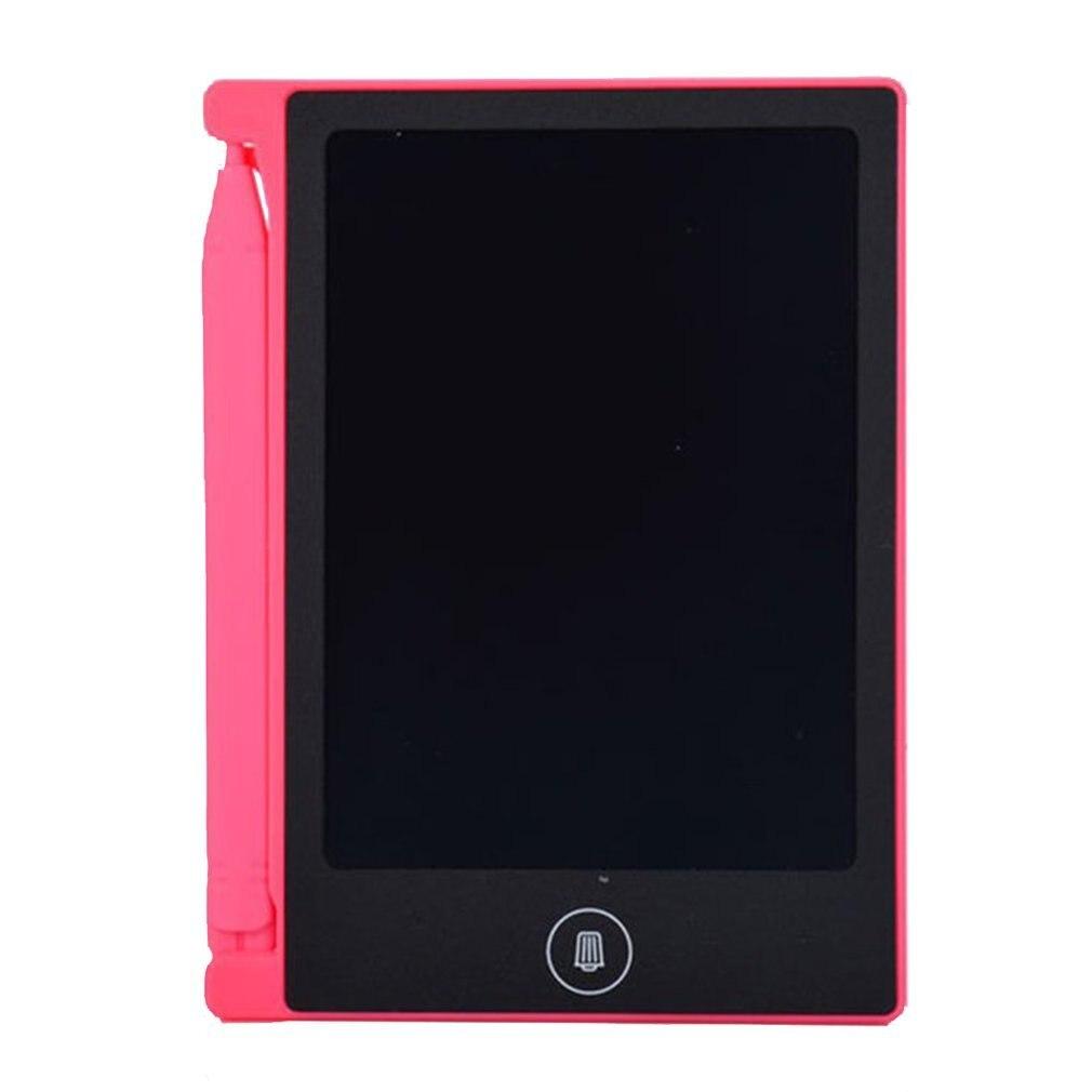 4.4 인치 LCD 쓰기 태블릿 디지털 드로잉 태블릿 필기 패드 휴대용 전자 태블릿 보드 초박형 보드 쓰기 펜