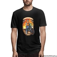 motorcycle racing fashion new 3d printing lycra tee tops summer hot sale short sleeved round neck men t shirt
