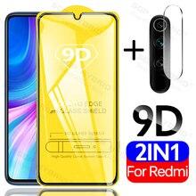 Poco X3 NFC Glass Protective Glass For Xiaomi Mi9 Mi8 Mi 9t Pro 9 se lite light For Redmi Note 9 8 P