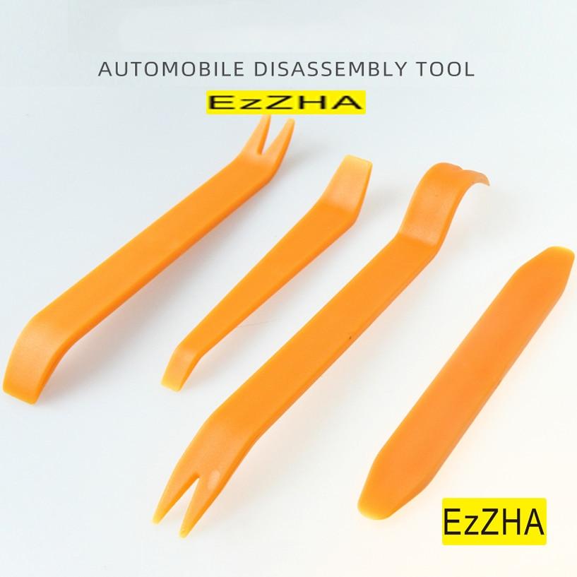 Автомобильные аксессуары инструменты 4 шт./компл. портативный инструмент для снятия автомобильной панели аудио отделки комплект практичны...