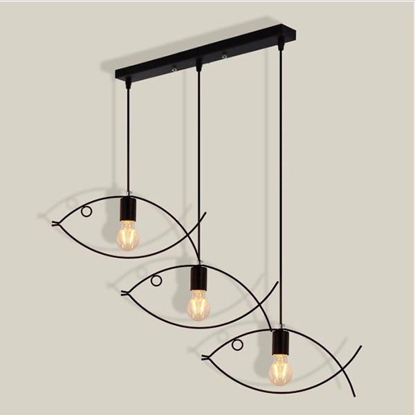 Barra de peixe droplight de contemporânea e contratada sala de estar sala de jantar loja de roupas droplight barra de janela de café