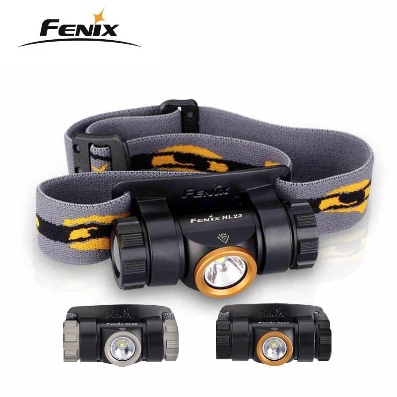 FENIX HL23 LED impermeable AA lámpara de cabeza más vendido Camping