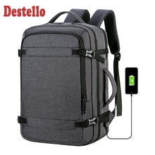 Mochila multifunción impermeable para hombre, mochila de negocios de 16 pulgadas, mochila para ordenador portátil Usb, espaciosa mochila de viaje, mochila para hombre