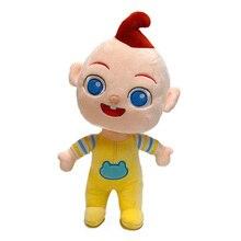 30cm Cocomelon peluche douce famille Cocomelon JJ soeur frère papa maman peluche poupée jouets éducatifs