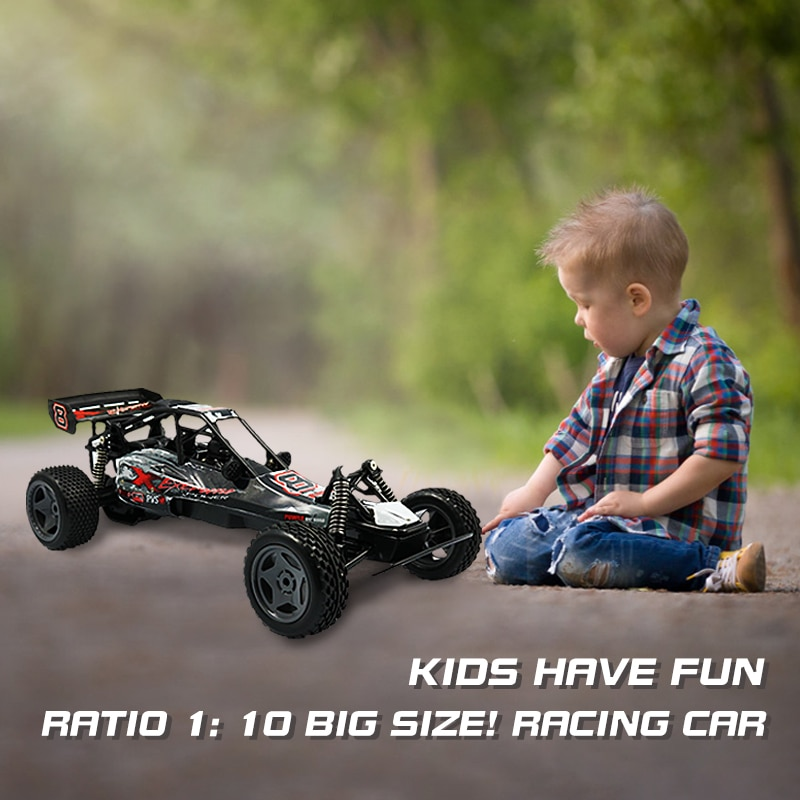 Global Drone Rc Car 4WD Racing Cars Competition Metal Chassis Brushless Motor Radio Control High Speed Drift Toys For Boys enlarge